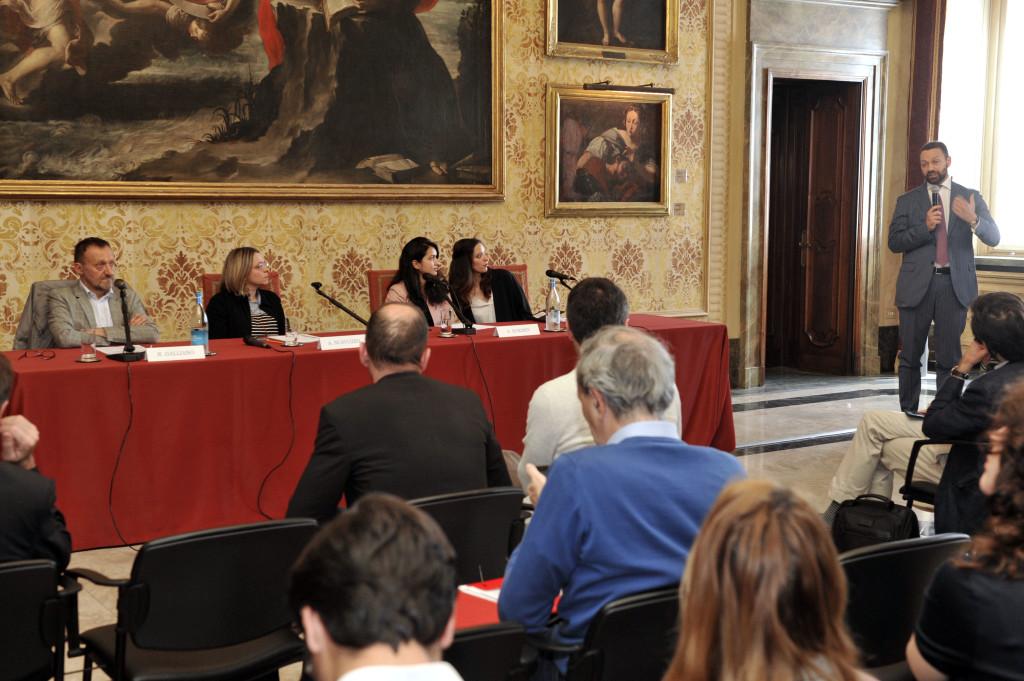 Presentazione dell'ingresso del Comune di Milano nel programma Circular Economy 100 (CE100) della Ellen MacArthur Foundation