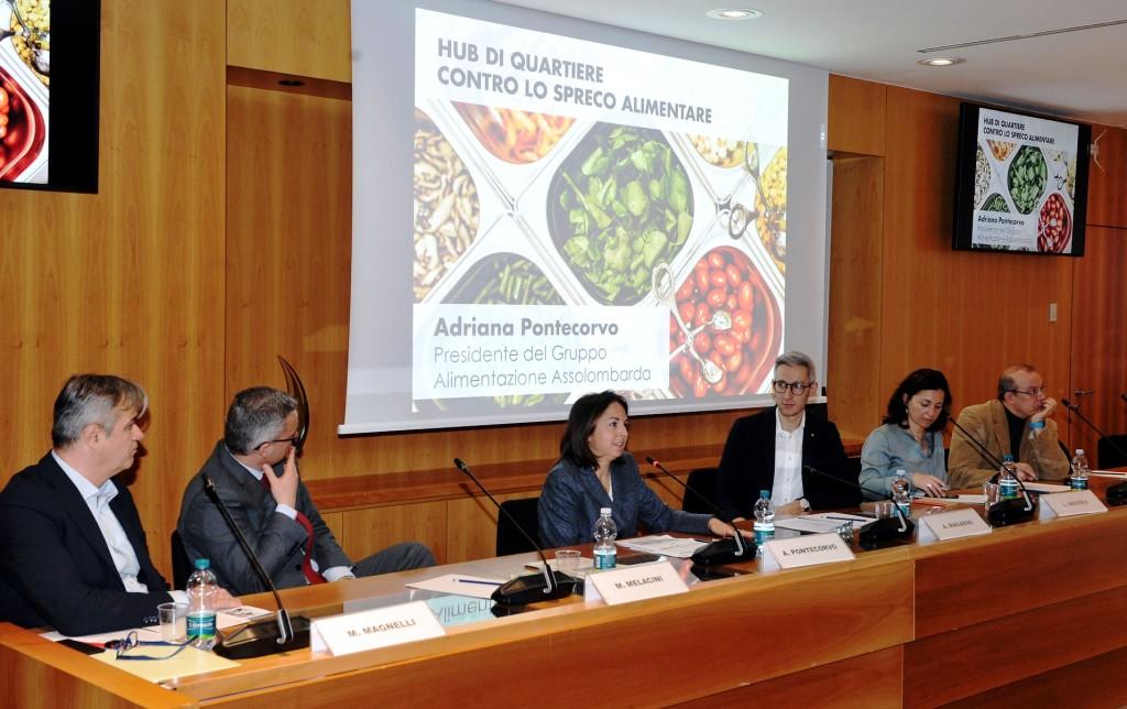 Presentazione dei risultati dell'Hub di quartiere contro lo spreco alimentare