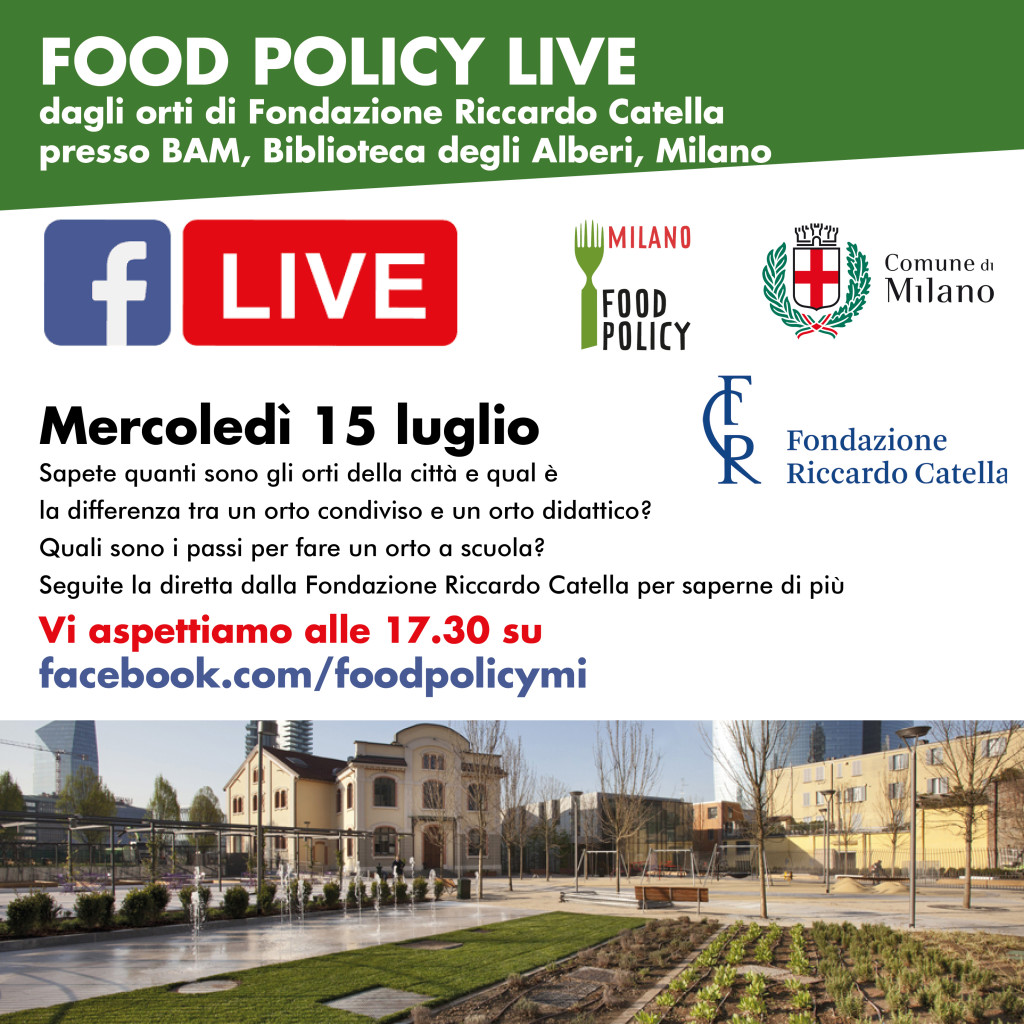 Food Policy Live orti