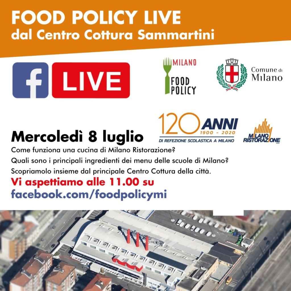 Food Policy Live sammartini