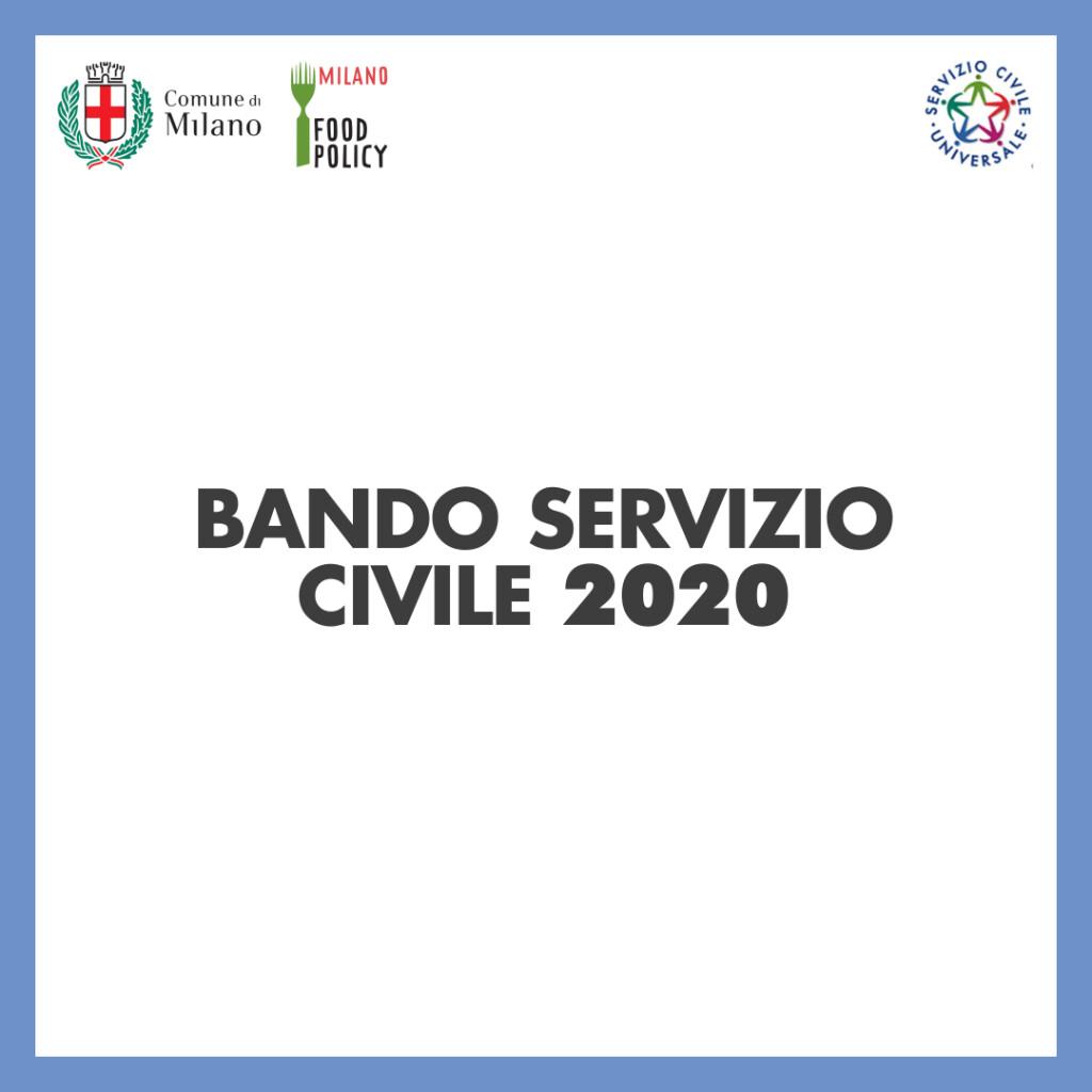 Milano_Food_Policy_bando_servizio_civile